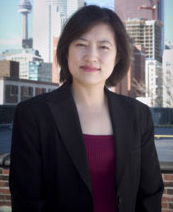 Lucy Tao, BComm, CPA, CA